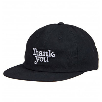 Thank You HAT black
