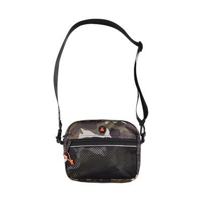 BUMBAG Hi Viz Compact XL Shoulder Bag-Camo