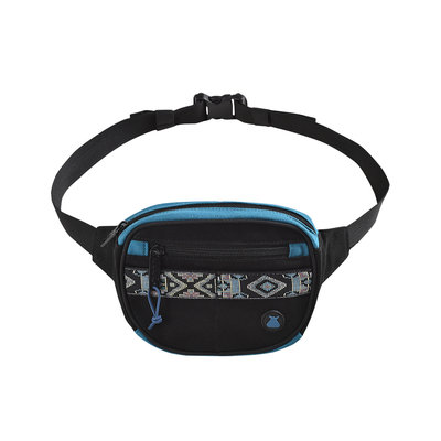 BUMBAG Oaker Mini Mega Hip Pack-Black