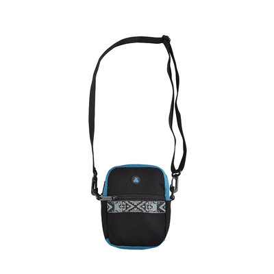 BUMBAG Oaker Compact Shoulder Bag-Black