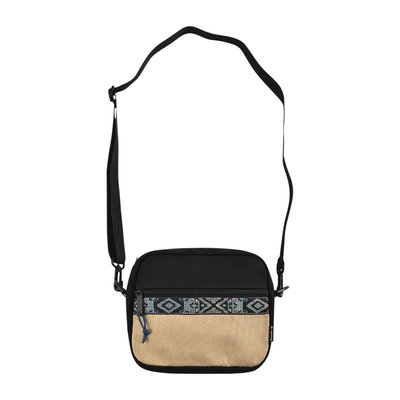 BUMBAG Oaker Compact XL Shoulder Bag-Tan