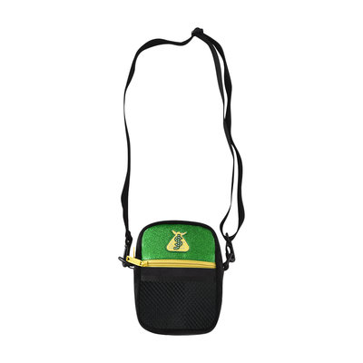BUMBAG Shake Junt Compact Shoulder Bag-Green