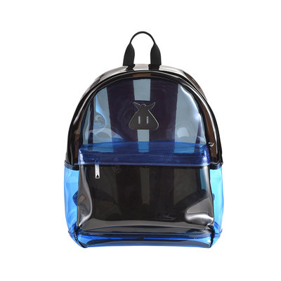 BUMBAG Kevin Bradley Scout Back pack- Blue & Black