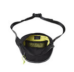 BUMBAG Hi Viz Mini Mega Hip Pack-Black