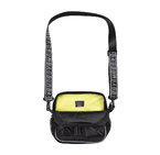 BUMBAG Hi Viz Utility Shoulder Bag-Black