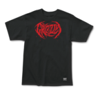 Grizzly Metal Core T-Shirt Black