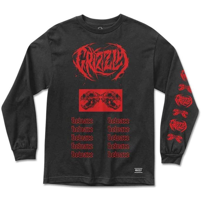 Grizzly Metalcore Long Sleeve